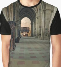 Cathedral, Bamberg 5 Graphic T-Shirt