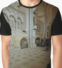 Cathedral, Bamberg 6 Graphic T-Shirt