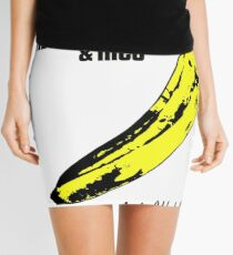 The Velvet Underground Mini Skirt