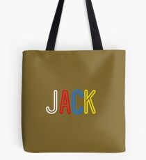 Jack - Your Personalised Products Tote Bag