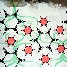 Stencil Stars by biddumy