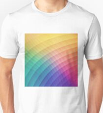 Colorfull Patern T-Shirt