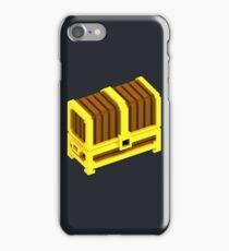 Voxel Chest iPhone Case/Skin