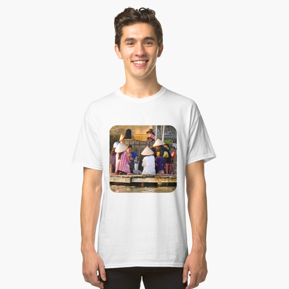 The Card Game  Classic T-Shirt Front