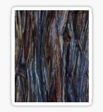 Juniper Bark Sticker