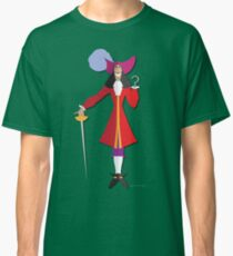 Captain Crook Classic T-Shirt