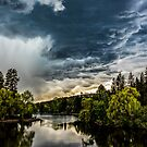 Angry Sky 02 by Richard Bozarth