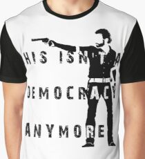 Rick Grimes - The walking dead Graphic T-Shirt