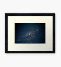 Milky Way - Western Australia Framed Print