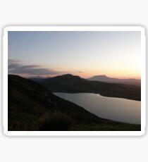 Muckish Mountain  -  Co. Donegal Ireland  Sticker