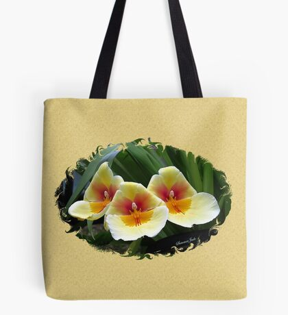 Every Day Is Our Best Day ~ Orchids Tote Bag