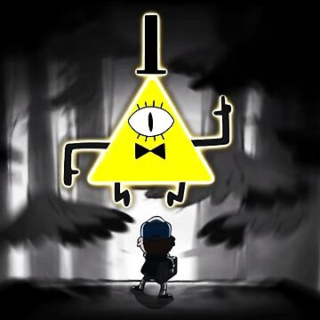 Dipper Bill Cipher by 2sists4bros
