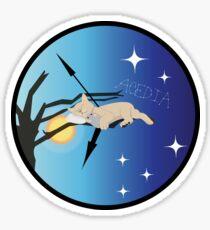 Acedia or Sloth Sticker
