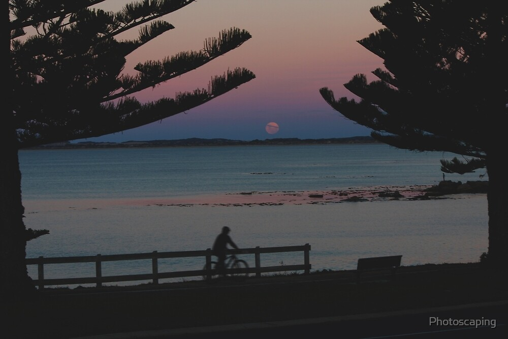 """""""vaporwave sunset"""" by Photoscaping   Redbubble"""