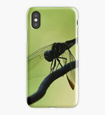 Dragon on a Wire iPhone Case