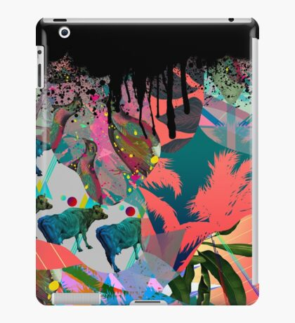 AHISUE II iPad Case/Skin