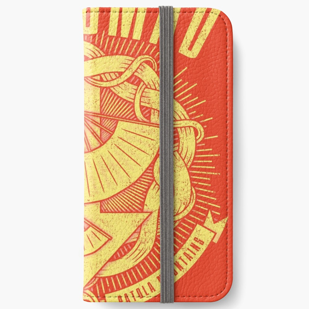 Avatar Air Nomad iPhone Wallet