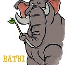 Hathi by Amberdreams