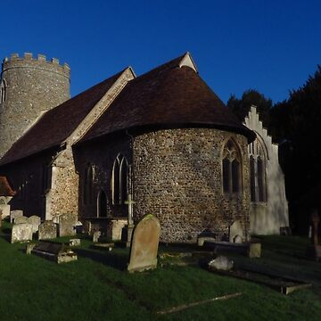 St Gregory & St George, Pentlow by wiggyofipswich
