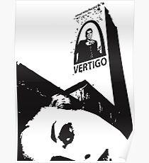 Vertigo poster Poster