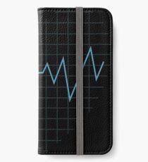 Whovian Heartbeat iPhone Wallet/Case/Skin