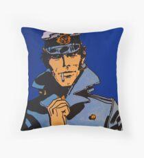 Corto Maltese  Throw Pillow