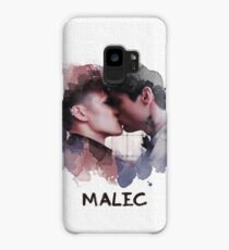 Malec - Shadowhunters - Canvas Case/Skin for Samsung Galaxy