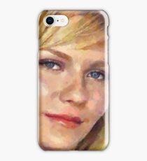 Kirsten D iPhone Case/Skin