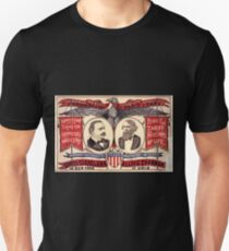 Artist Posters Public office is a public trust For President of the United States Grover Cleveland of New York For Vice President of the United States Allen G Thurman of Ohio 0380 T-Shirt