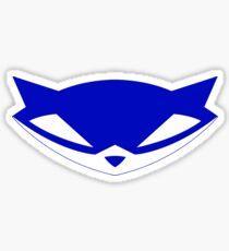 Sly Cooper (Blue) Sticker