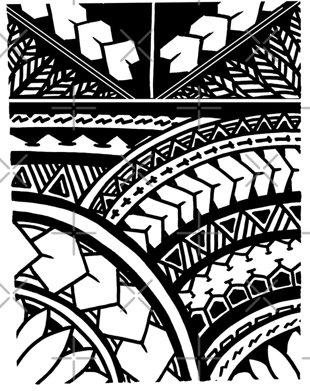 polynesian all over tribal print by integralapparel redbubble. Black Bedroom Furniture Sets. Home Design Ideas