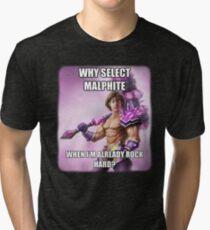 Rock Hard <3 Tri-blend T-Shirt