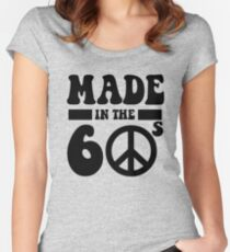 Made in the 60's Women's Fitted Scoop T-Shirt