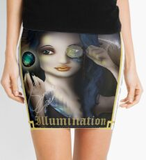 Gemstone Oracle Card - Illumination Mini Skirt