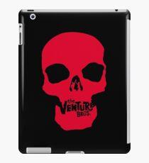 Venture Bros Red Skull! iPad Case/Skin