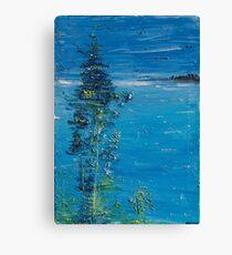 """""""Riposo"""" Canvas Print"""