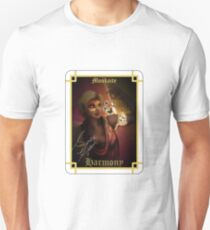 Gemstone Oracle Card - Harmony Unisex T-Shirt