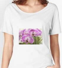 Orchids Women's Relaxed Fit T-Shirt