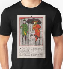 Artist Posters April 1895 Printers and binders catalogues periodicals fine books 0716 Unisex T-Shirt