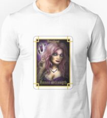 Gemstone Oracle Card - Inner Strength Unisex T-Shirt