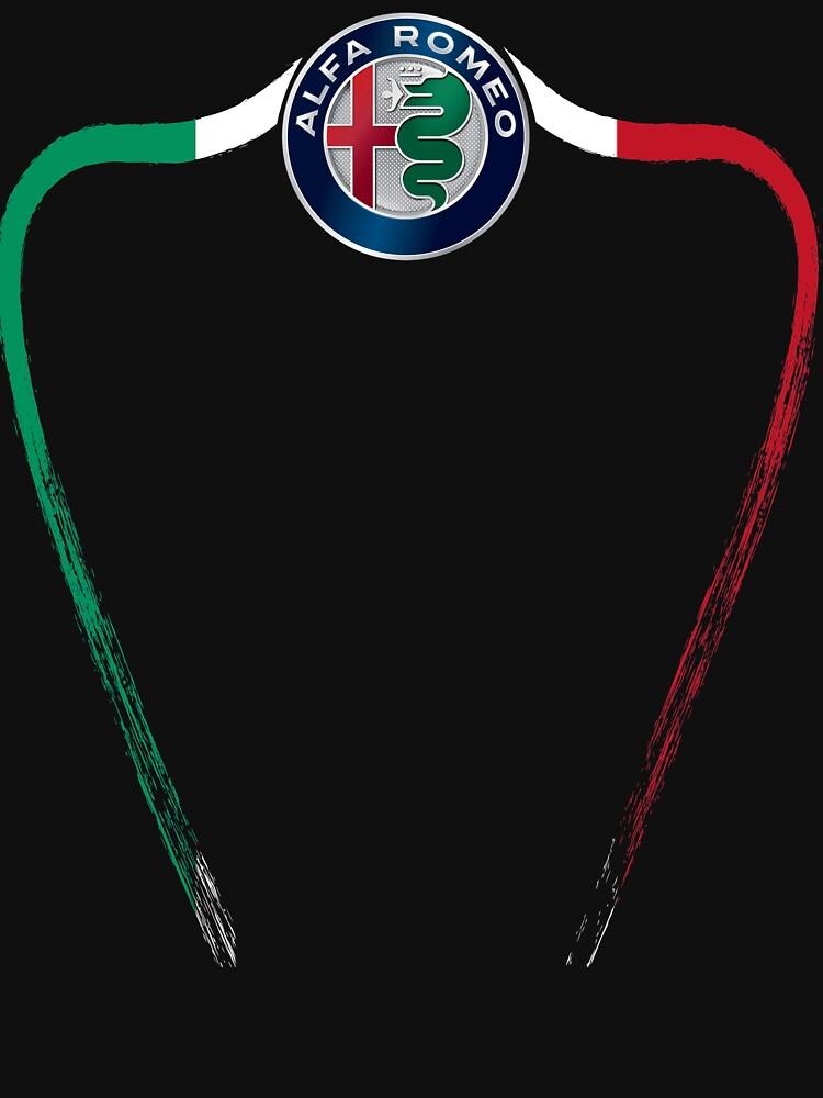Alfa de Birmingham Tricolore de Fobrocks