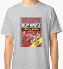 Grays Sports Almanac Complete Sports Statistics 1950-2000 Classic T-Shirt