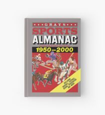 Grays Sports Almanac Complete Sports Statistics 1950-2000 Hardcover Journal