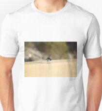 Male Superb Fairy Wren Cranbourne Unisex T-Shirt