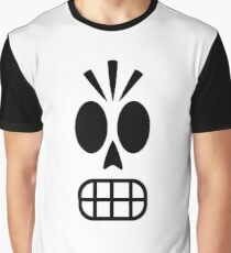 Agent Calavera Here! Graphic T-Shirt