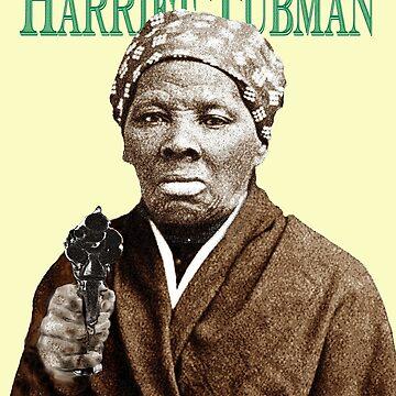 Harriet Tubman by ayemagine