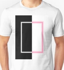 The 1975 Album Neon Artwork Pixel Art T-Shirt