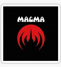 Magma Sticker