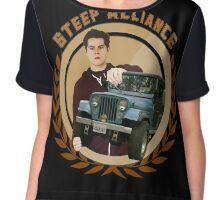 Steep Alliance [Stiles&The Jeep] Chiffon Top