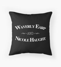 Nicole and Waverly Throw Pillow